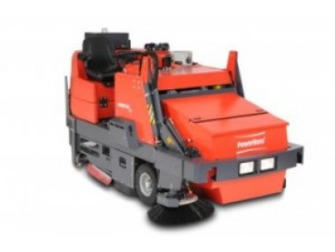 PowerBoss Commander T82 Sweeper Scrubber