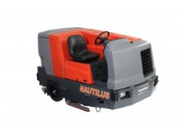 PowerBoss Nautilus Sweeper Scrubber