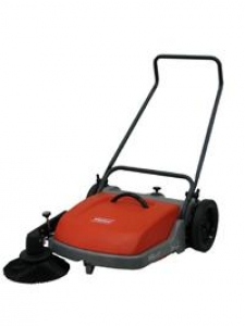 PowerBoss Collector 26 Walk-Behind Sweeper